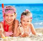 Отдых с детьми в Морском